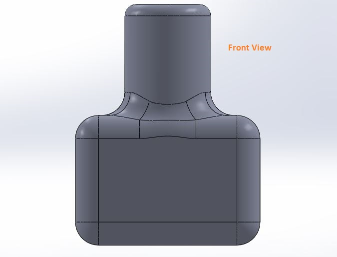how to use solidworks view orienations -front view tool screenshots-7