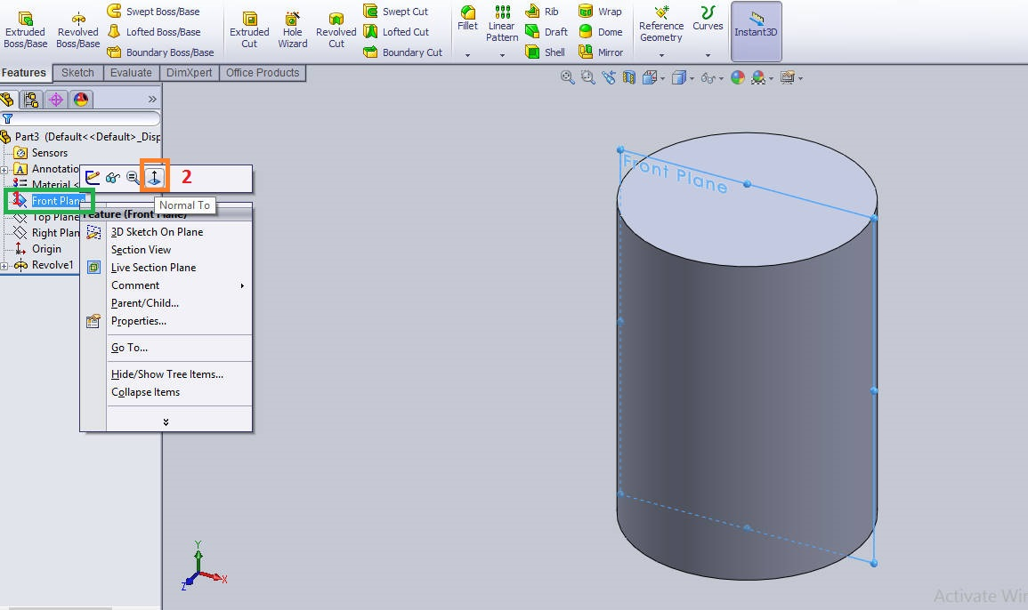 how to create a 3d pdf from solidworks