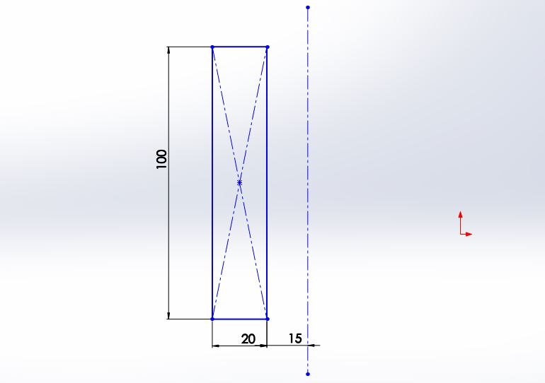 solidworks-2012-tutorials-for-beginners-com-rectangle-drawing-for-hollow-cylinder-step-3