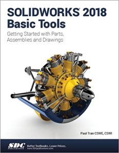 solidworks basic tools 2018 study material for beginners