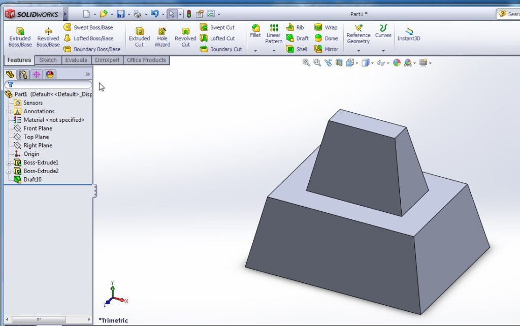 solidworks draft tutorial all faces propagation draft final image