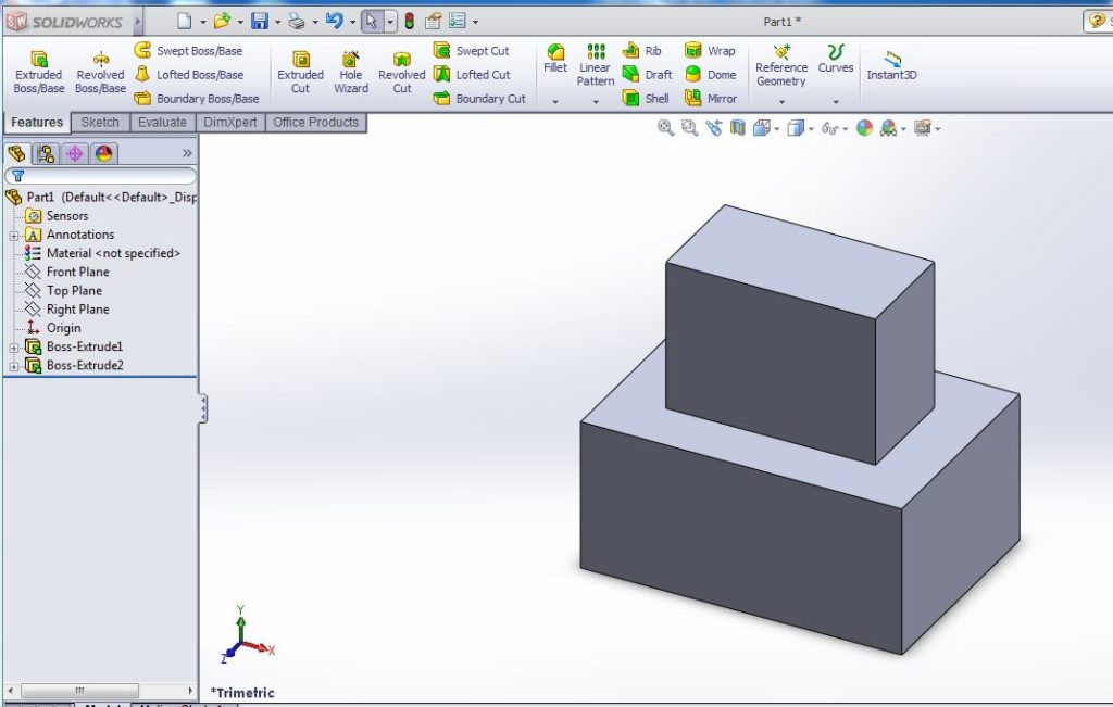How to Use SolidWorks Draft Features Tool in SolidWorks CAD