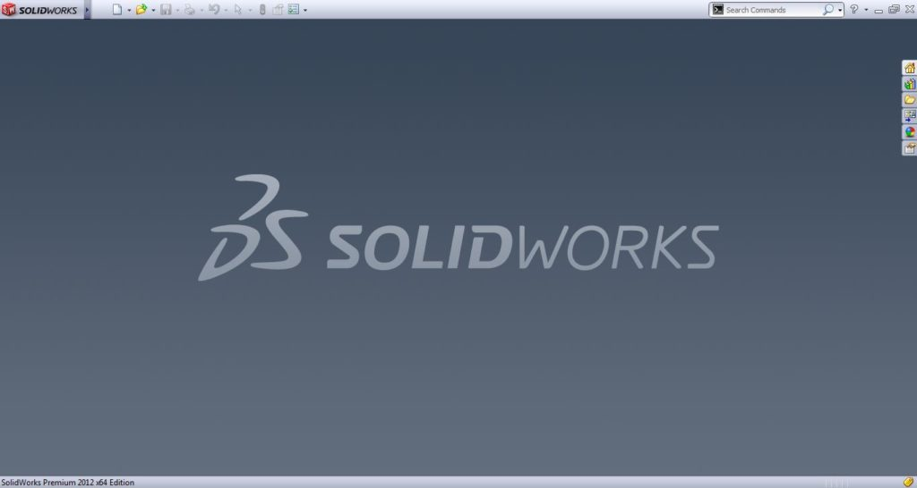 solidworks-main-user-interface-sceenshots-step-1