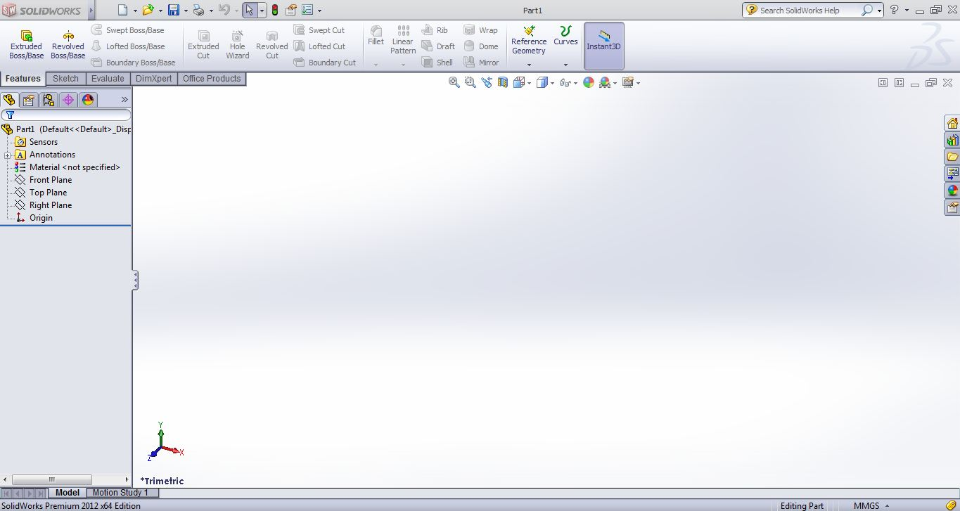 What is solidworks cad software solidworks part user interface solidworks tutorials for begineers baditri Images