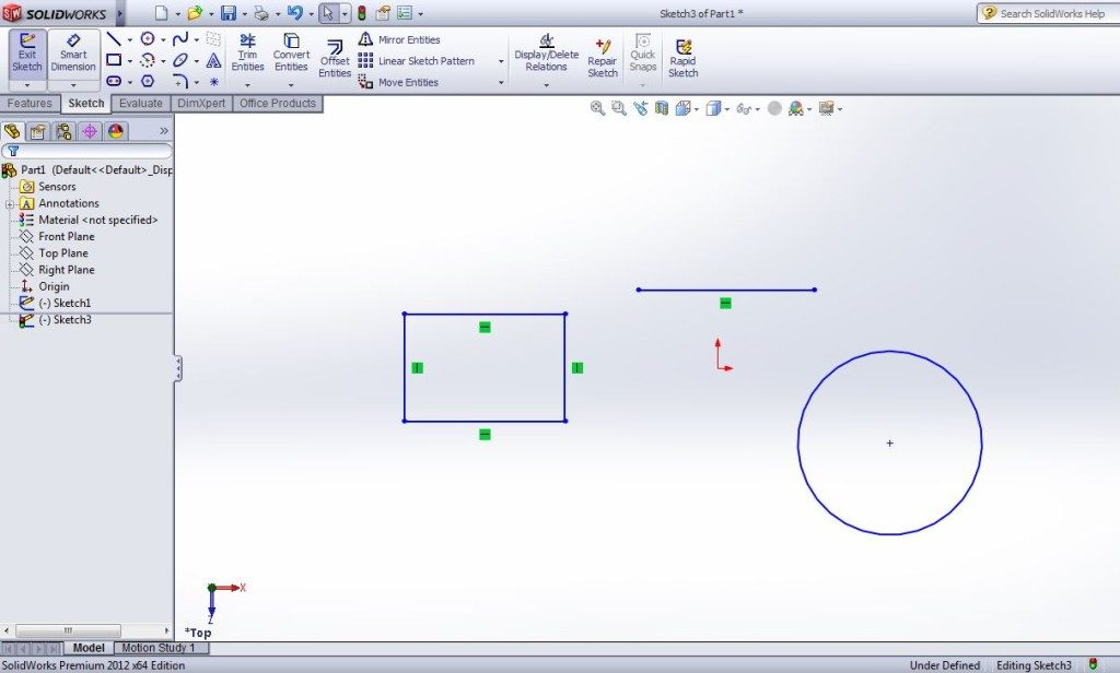 solidworks-smart dimension-use-step-1-different-sketches-on-graphics-area-1024x616