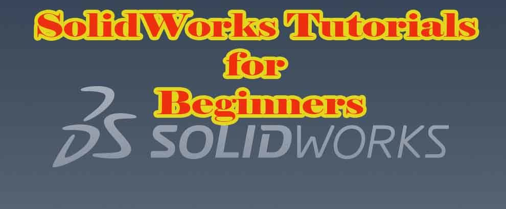 solidworks tutorials for beginners shout me tutorials dot com featured