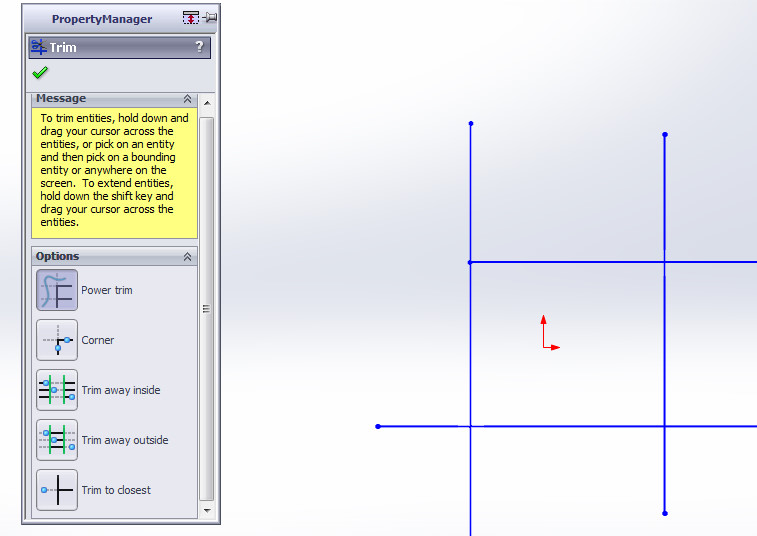 solidworks tutorials how to use power trim final trimmed image-4